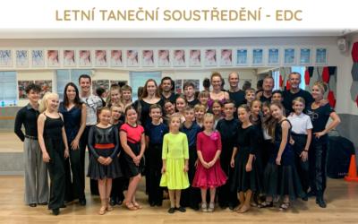 Letní taneční soustředí – EDC 2020